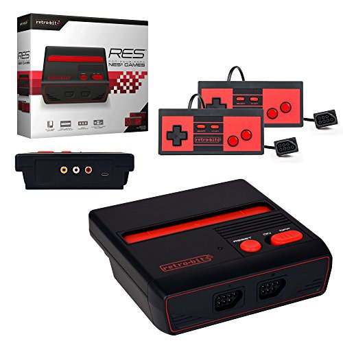 Retro-Bit RES Gaming Console for Nintendo Entertainment System – NES