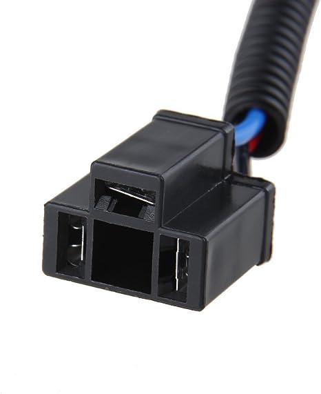 9007 Stecker Auf H4 Buchse Umwandlung Kabelbaum Adapter Draht Für H2 Scheinwerfer Auto