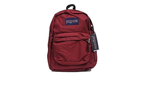 Jansport Mochila Superbreak Mochila Escolar Original: Viking Seleccionar Color Rojo: Amazon.es: Ropa y accesorios