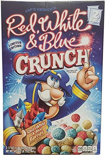 10 best captain crunch cereal blue berry