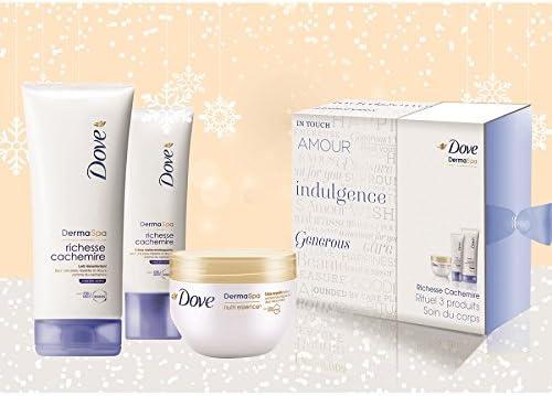Dove - Caja DermaSpa cachemira para regalar, mujer: Amazon.es: Salud y cuidado personal