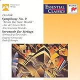 """Dvorak : Symphonie n°9 """"du nouveau Monde"""" - Sérénade pour cordes"""