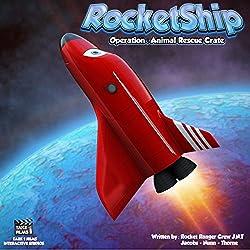 RocketShip: Operation Animal Rescue Crate