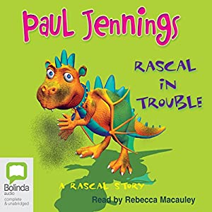 Rascal In Trouble Audiobook