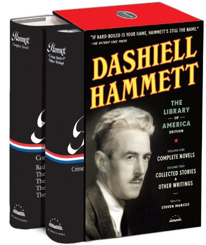Dashiell Hammett: The Library of America Edition by Brand: Library of America