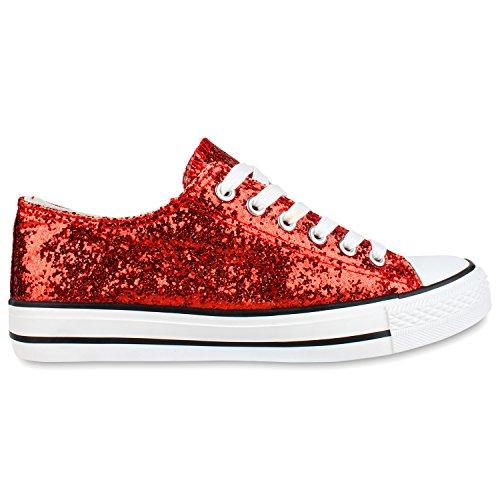 Japado - Zapatillas Mujer Rojo - rojo ...