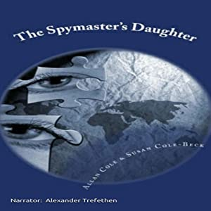The Spymaster's Daughter Audiobook