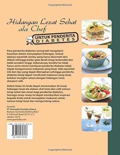 Hidangan Lezat Sehat Ala Chef Untuk Penderita Diabetes Indonesian
