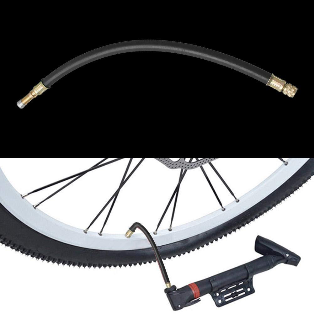 Chidjon Ventilverl/ängerung//Verbindungsst/ück Ventilverl/ängerung Gummiventil 300mm 12in Rubber Tire Tyre Valve Stem Extension for Car Truck Motorcycle Bike