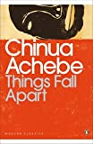 Front cover for the book Things Fall Apart by Chinua Achebe