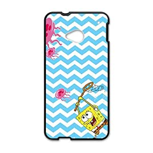 Lovely cartoon Minions Cell Phone Case for HTC One M7