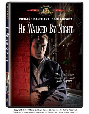 He Walked by Night by TWENTIETH CENTURY FOX HOME ENT