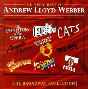 The Very Best Of Andrew Lloyd Webber: The Broadway Collection (Lloyd Music Andrew Webber)