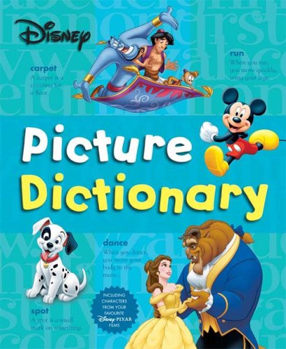 Disney My Picture Dictionary (Disney Picture Dictionary) (Picture Plus Dictionary compare prices)