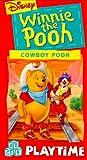 Winnie the Pooh: Cowboy Pooh [VHS]