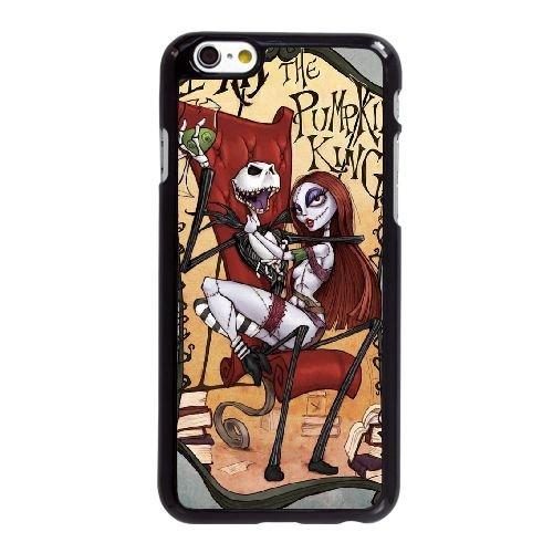 The Nightmare Before Christmas DJ58HL3 coque iPhone 6 6S 4,7 pouces de mobile cas coque J2KD9J5UC