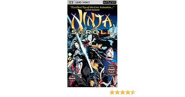 Ninja Scroll [Alemania] [UMD Mini para PSP]: Amazon.es ...