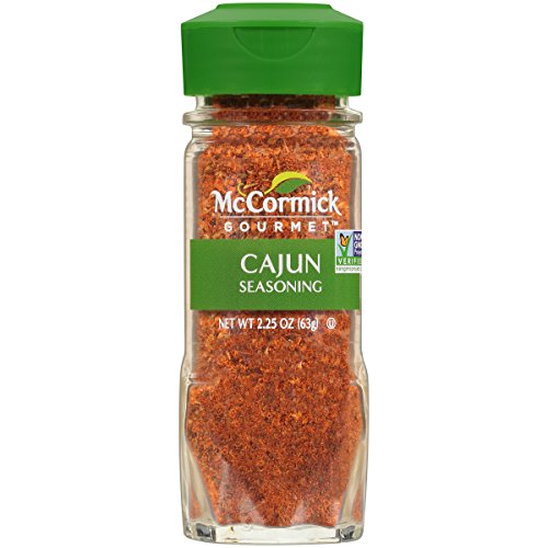 McCormick Gourmet Cajun Seasoning 2 25