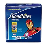 Goodnites Underwear - Boy - Small/Medium - 26 ct