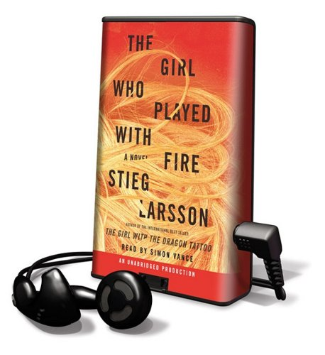 The Girl Who Played with Fire (Playaway Adult Fiction)