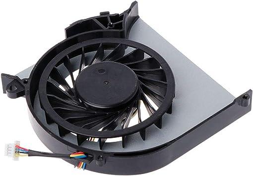 BASSK Enfriador de CPU Ventilador portátil para HP Pavilion DV6 ...