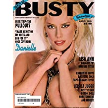 Busty Beauties March 1995