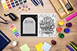 Inspirational Coloring Book: Go Where You Feel Most