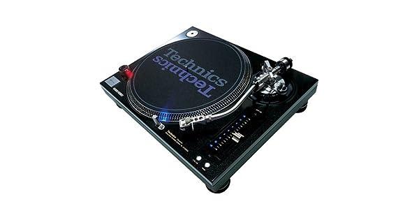 Amazon.com: Technics sl-1210 m5g Negro Record Turntable ...