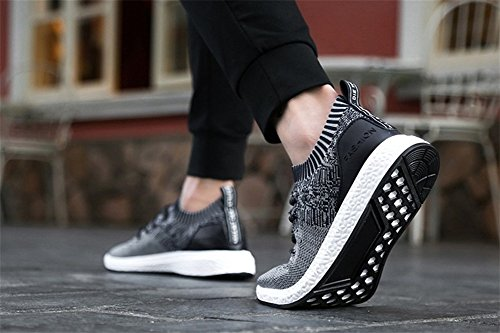 Course De Chaussures Hommes Weave Light Casual Flying Xie Y0v1afqn
