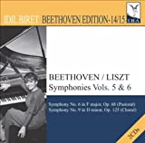 Beethoven - Symphony No. 6 in F Major, S464/R128,