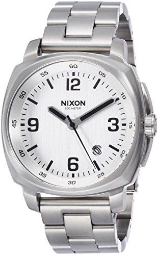 [ニクソン]NIXON CHARGER: SILVER NA1072130-00