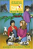 Corey's Christmas Wish, Bonnie Bryant, 0553484850