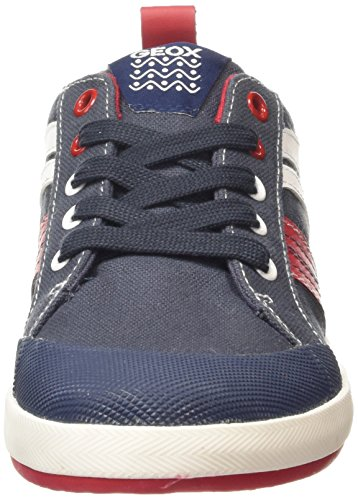 Azul Kiwi Rojo Sneakers Niños I Geox dZqawIcP
