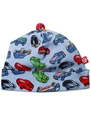 Baby Boys Motorway Hat