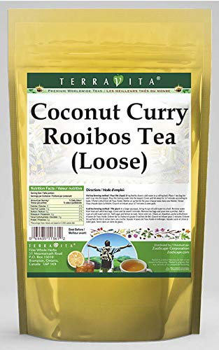 Coconut Curry Rooibos Tea (Loose) (4 oz, ZIN: 545794) - 3 Pack