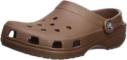 Crocs Men's and Women's Classic Clog   Comfort Slip On Casual Water Shoe   Lightweight