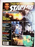 Starlog Magazine #87 October 1984 (Ghostbusters, Indiana Jones, Buckaroo Banzai, Dune, 2010, The Last Starfighter, Sheena)