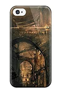 GNSwVAA9654RucPQ Tpu Phone Case With Fashionable Look For Iphone 4/4s - Prince Of Persia
