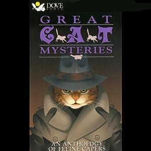 Great Cat Mysteries Audiobook