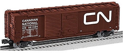 Used, Lionel 29317 -O Double Door Box w/End Doors, CN for sale  Delivered anywhere in USA