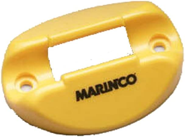 Marinco Clip Electrical Shore Power Cable Clips (30-Amp / 10-Gauge Cable, Set of 6), Yellow: Automotive