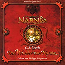 Das Wunder von Narnia (Chroniken von Narnia 1) Hörbuch von C. S. Lewis Gesprochen von: Philipp Schepmann
