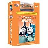 Thomas & Friends: Thomas' Halloween Adventures + Wooden Railway Engine