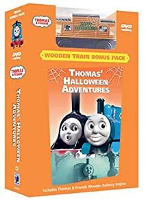 Thomas and Friends - Thomas' Halloween Adventures (with Toy)