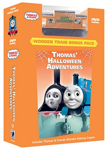 Thomas and Friends - Thomas' Halloween Adventures (with Toy) -