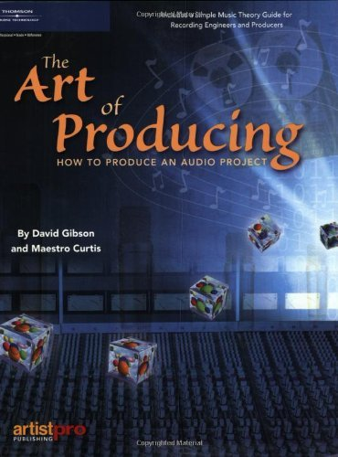 By David Gibson The Art of Producing (1st First Edition) [Paperback] pdf epub