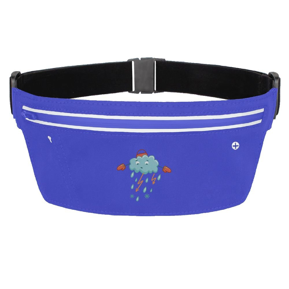 ... Sports Walking Exercise Hiking Marathon Gym durable service. D-MUSE  Running Blet Waist Pack Fanny Pouch Lovely Rainy Days Adjustable Outdoor  Waistband ... b3d70770f8860