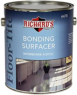 product image for Richard's Super Premium Floor-Tite Waterborne Acrylic Bonding Primer/Surfacer - Gallon