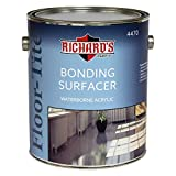 Richard's Super Premium Floor-Tite Waterborne Acrylic Bonding Primer/Surfacer - Gallon