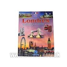 Londres - 161 Illustrations en Couleurs + Plan du Centre, A Tour Guide to London in French.